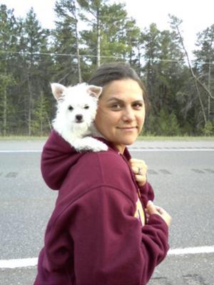 Lola and I