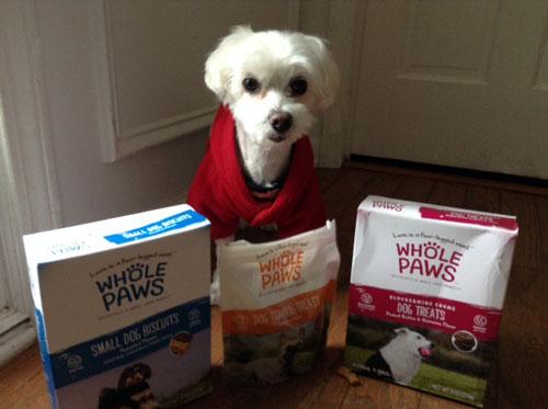 Whole Paws Dog Treats